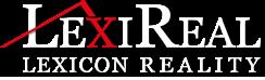 Logo společnosti Lexireal s.r.o.